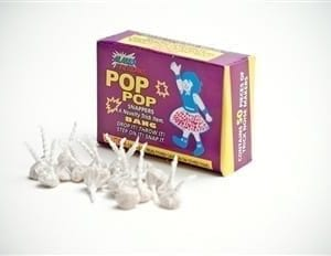 Small box of Pop Pop Snappers