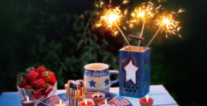 Holiday Sparklers